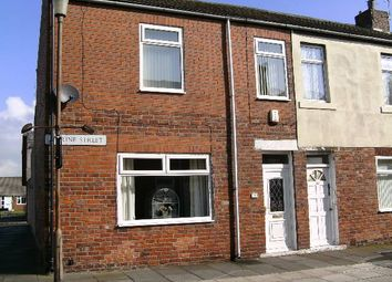 Thumbnail 2 bed end terrace house to rent in Marine Street, Newbiggin By The Sea