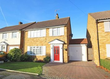 Thumbnail 3 bed detached house for sale in Ivy Close, Sunbury-On-Thames