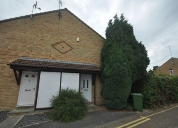 Thumbnail 1 bed end terrace house to rent in Trivett Close, Greenhithe