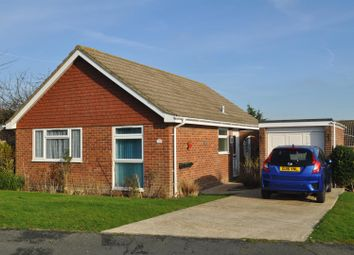 Thumbnail 2 bed detached bungalow for sale in Pinewood Close, Eastbourne