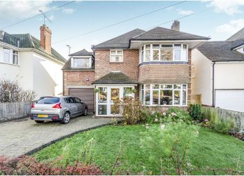 Thumbnail 4 bedroom detached house for sale in Pewsey Place, Upper Shirley, Southampton