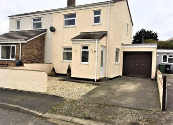Thumbnail 3 bed semi-detached house for sale in Gaerwen Uchaf Estate, Gaerwen
