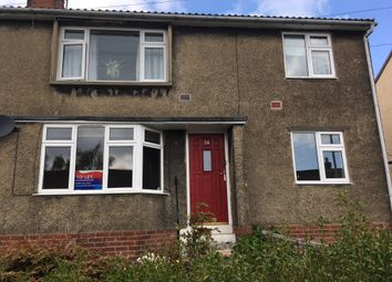 Thumbnail 2 bed flat to rent in Capel Avenue, Haltwhistle