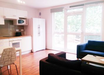 Thumbnail 1 bed flat to rent in Plender Street, London