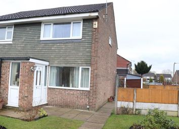 Thumbnail 2 bed semi-detached house for sale in Westbury Avenue, Sale, Trafford, Greater Manchester