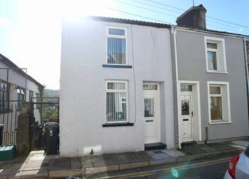 Thumbnail 2 bed end terrace house for sale in Moriah Street, Morgantown, Merthyr Tydfil