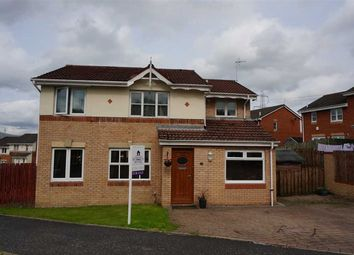 Thumbnail 4 bed detached house for sale in Wellesley Place, Cumbernauld, Glasgow