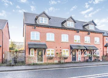 Thumbnail 3 bed town house for sale in Whitchurch Road, Beeston, Tarporley