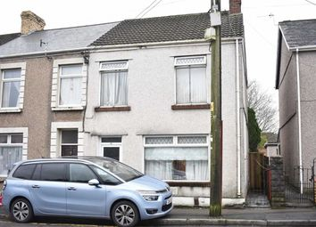 Thumbnail 3 bed end terrace house for sale in Loughor Road, Gorseinon, Swansea