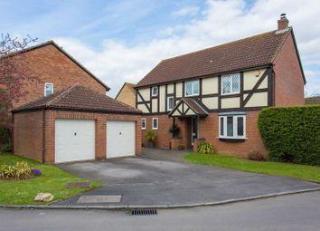Thumbnail 4 bed detached house for sale in Hanson Road, Abingdon