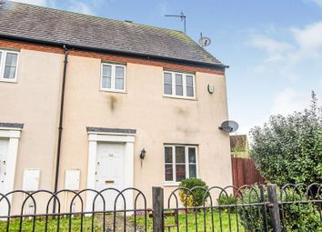 Thumbnail 3 bed end terrace house for sale in Ely, Cambridgeshire