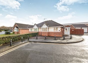 Thumbnail 2 bedroom semi-detached bungalow for sale in Church View Drive, Cradley Heath
