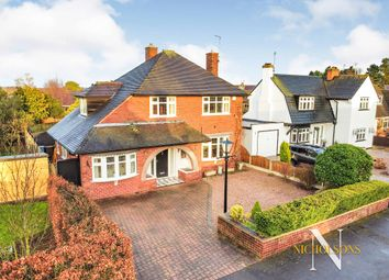 Thumbnail 3 bed detached house for sale in Cornwall Road, Retford, Nottinghamshire