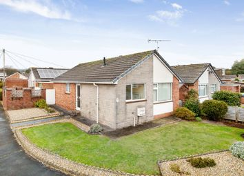 Thumbnail 3 bed detached bungalow for sale in Long Meadow, Tiverton