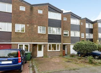 Thumbnail 4 bed town house to rent in Blackwell Close, Harrow