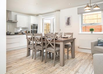"Thumbnail 4 bedroom detached house for sale in ""Ingleby"" at Wookey Hole Road, Wells"