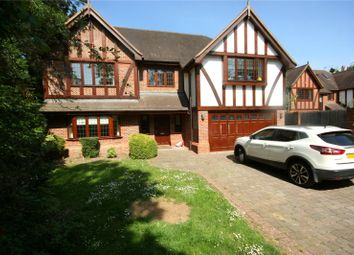 Thumbnail 6 bed detached house for sale in Deadhearn Lane, Chalfont St Giles, Buckinghamshire