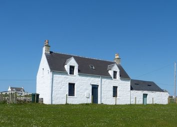 Thumbnail 3 bed detached house for sale in Balevullin, Isle Of Tiree