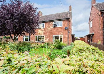 Thumbnail 3 bed semi-detached house for sale in Buckingham Road, Edgcott, Aylesbury