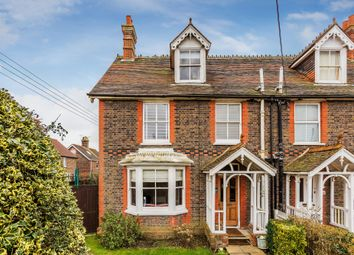 Thumbnail 5 bed semi-detached house for sale in High Street, Partridge Green, Horsham