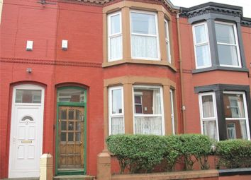 Thumbnail 2 bed terraced house for sale in Langton Road, Wavertree, Liverpool, Merseyside