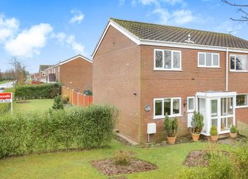 Thumbnail 3 bed semi-detached house for sale in Oaks Drive, Brinsford Featherstone, Wolverhampton