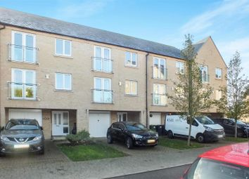 Thumbnail 5 bed terraced house for sale in Skipper Way, Little Paxton, St. Neots