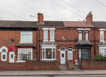 Thumbnail 3 bed terraced house to rent in Bentley Road, Doncaster