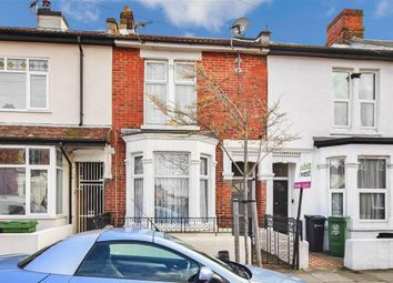 Thumbnail 3 bed terraced house for sale in Bath Road, Southsea, Hampshire