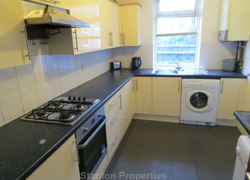 Thumbnail 4 bedroom terraced house to rent in Bamford Road, Didsbury, Manchester