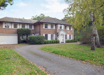 Thumbnail 6 bedroom detached house for sale in Patmore Lane, Burwood Park, Hersham, Walton-On-Thames