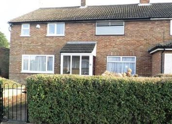 Thumbnail 3 bedroom property to rent in West Way, Luton