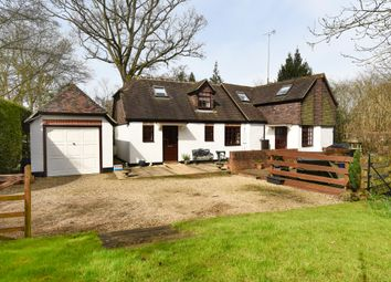 Thumbnail 3 bed cottage for sale in Church Crookham, Fleet