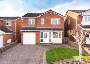 Thumbnail 4 bed detached house for sale in Harwill Croft, Churwell, Morley, Leeds