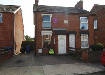 Thumbnail 3 bed semi-detached house for sale in York Road, Ipswich