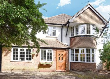 Thumbnail 4 bed detached house for sale in Shelvers Hill, Tadworth