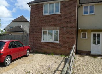 Thumbnail 2 bed end terrace house to rent in Cherry Close, Newbury