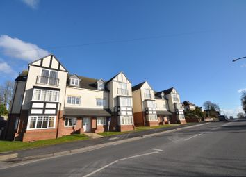 Thumbnail 2 bed flat to rent in Howard Court, Stanton Road, Burton-On-Trent