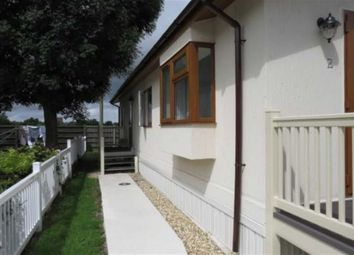 Thumbnail 2 bed mobile/park home for sale in Elm Close, Summer Lane Park Homes, Banwell