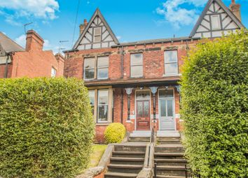 Thumbnail 3 bed flat for sale in Oakwood Avenue, Leeds