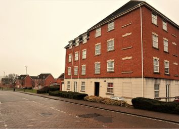 Thumbnail 2 bed flat for sale in 131 Maidenwell Avenue, Leicester