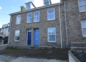 Thumbnail 3 bed terraced house for sale in Trenwith Terrace, St. Ives, Cornwall