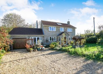 Thumbnail 5 bed detached house for sale in Miles Cross, Symondsbury, Bridport