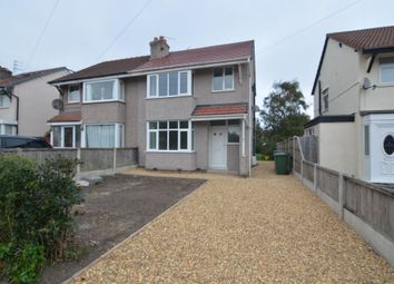 Thumbnail 3 bed semi-detached house to rent in Ashlea Road, Heswall, Wirral
