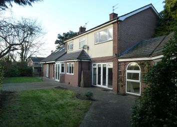 Thumbnail 5 bed detached house for sale in Ryton, Dorrington, Shrewsbury