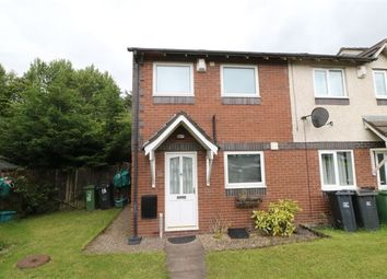 Thumbnail 2 bed end terrace house for sale in Scotby Gardens, Carlisle, Cumbria