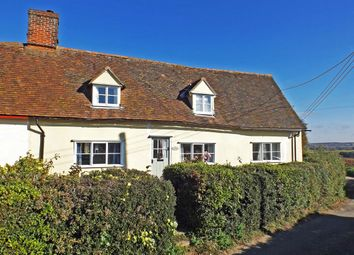 Thumbnail 4 bed cottage for sale in Vale Lane, Kersey, Ipswich