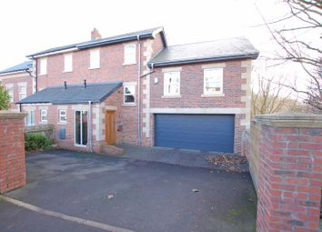 Thumbnail 4 bedroom semi-detached house for sale in West Road, Ponteland, Newcastle Upon Tyne
