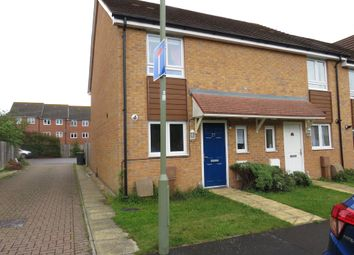 Thumbnail 2 bed end terrace house for sale in Freeley Road, Havant