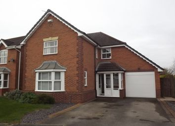 Thumbnail 4 bed property to rent in Rouse Close, Stafford